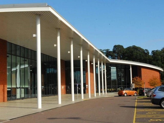 Central Bedfordshire Council Headquarters in Chicksands