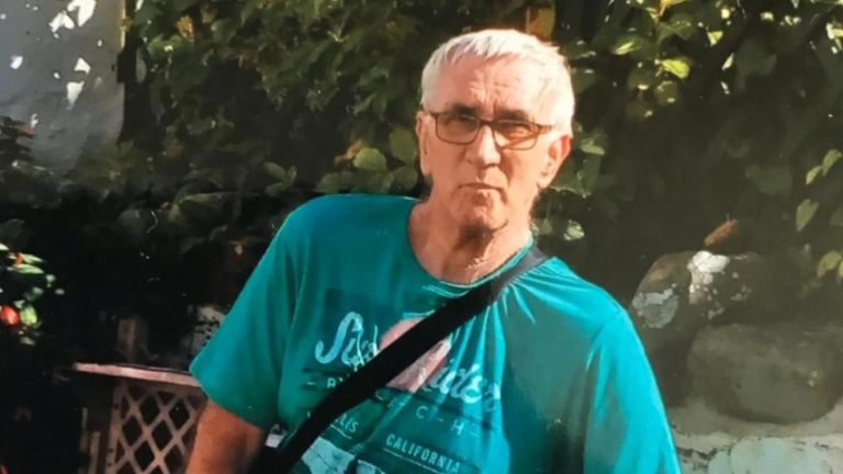 76-year-old Lyndsay Allison's stepfather John