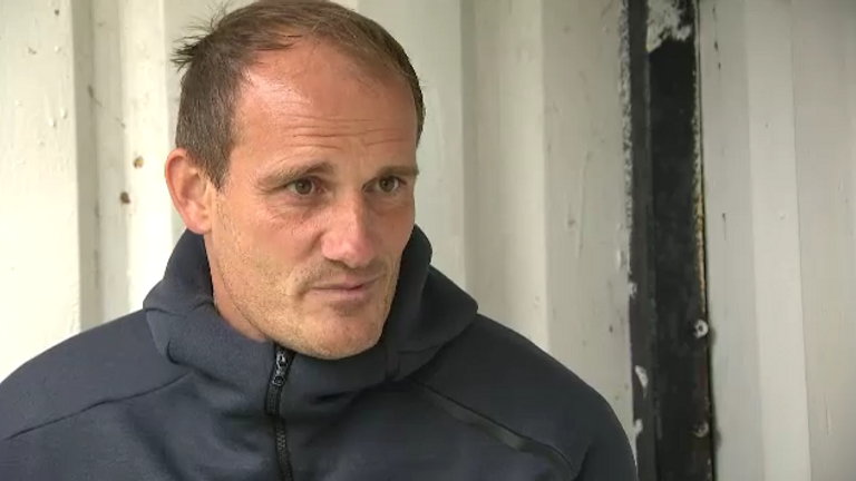 David Adams, FA Wales technical director, has coached part of the current national team