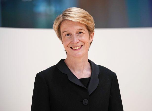 Amanda Pritchard, Managing Director of the NHS in England.