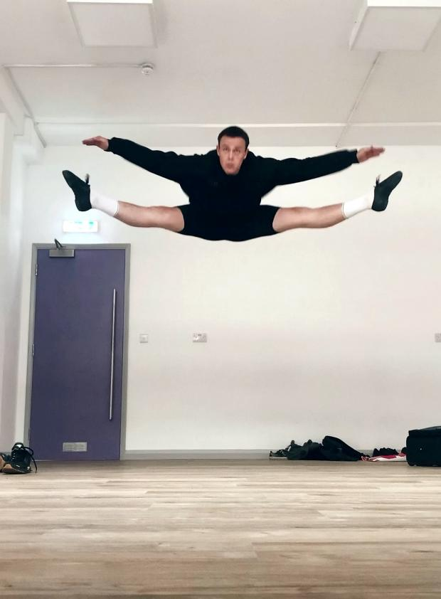The Argus: Sean Cahill is a performing arts and musical theater student at Brighton Academy